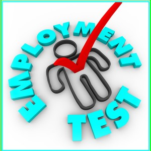 Employment Testing Services