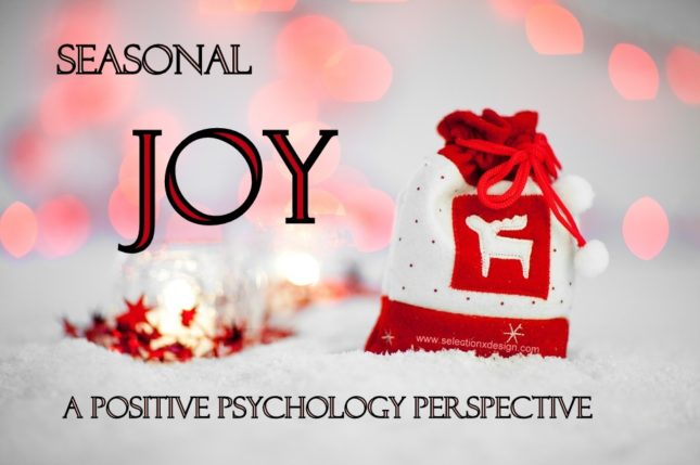 Positive Psychology Joy