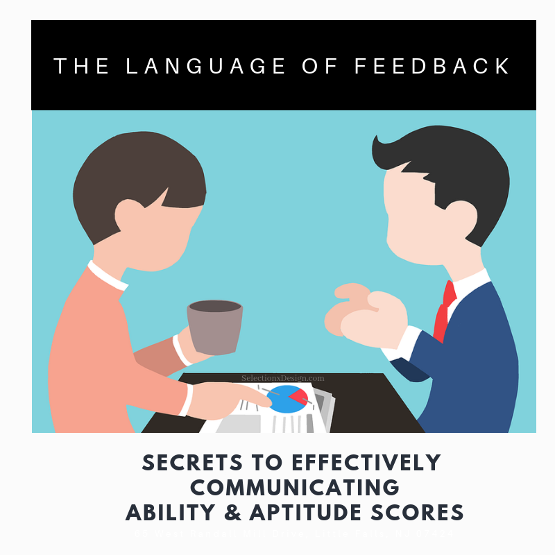 Sectets to psychometric assessments feedback