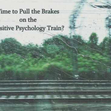 Positive psychology criticism